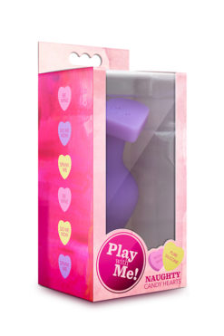 PLAY WITH ME CANDY HEART DO ME PURPLE σφηνα