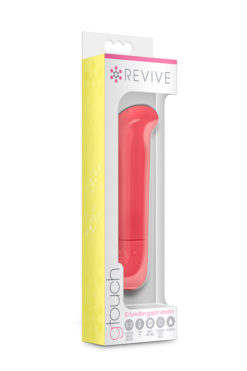 REVIVE G TOUCH 10 FUNCTION G SPOT VIBE PINK δονητης