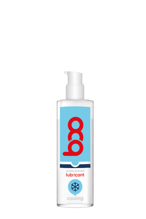 BOO WATERBASED LUBRICANT COOLING 50ml λιπαντικο