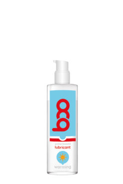 BOO WATERBASED LUBRICANT WARMING 50ml λιπαντικο