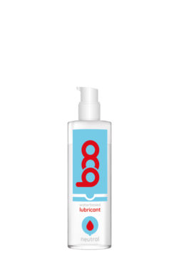 BOO WATERBASED LUBRICANT NEUTRAL 50ml λιπαντικο